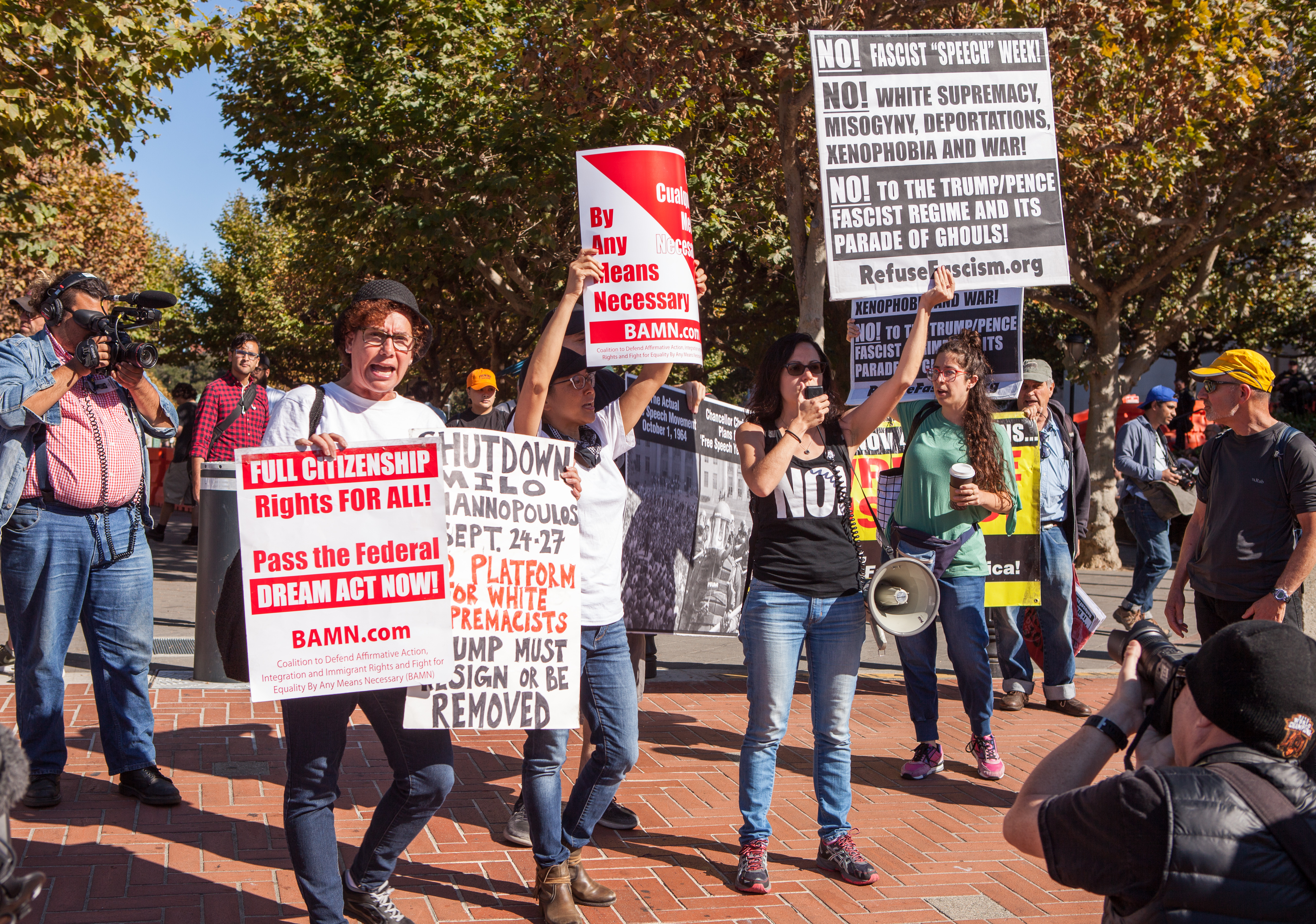 War On Words Across American College Campuses: The Muddling