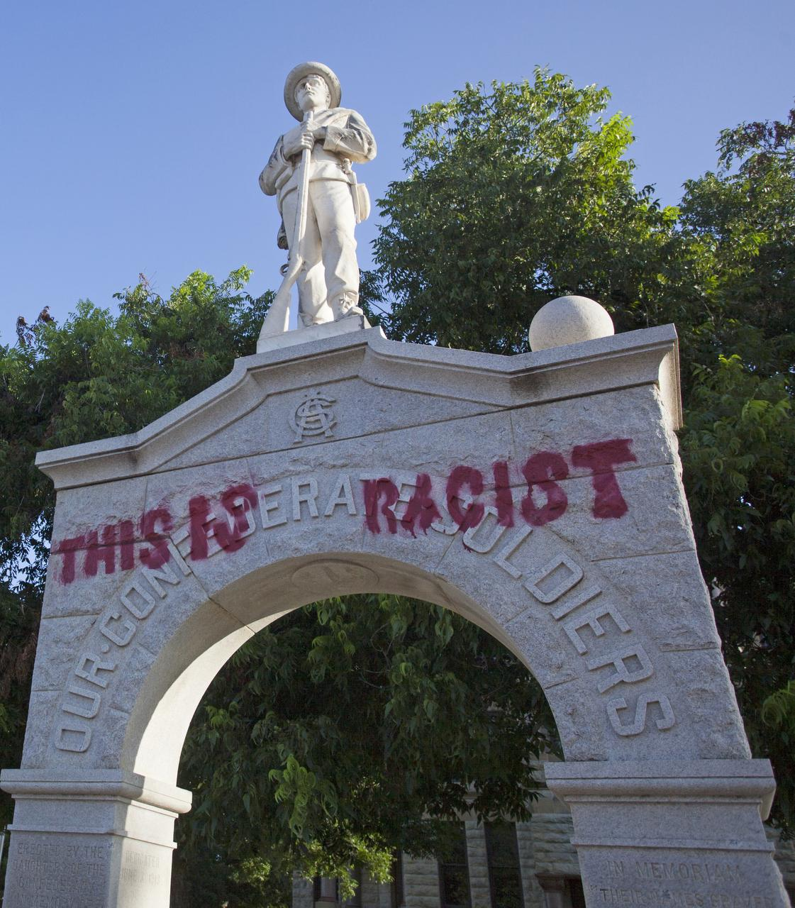 The Removal Of Confederate Monuments In The United States