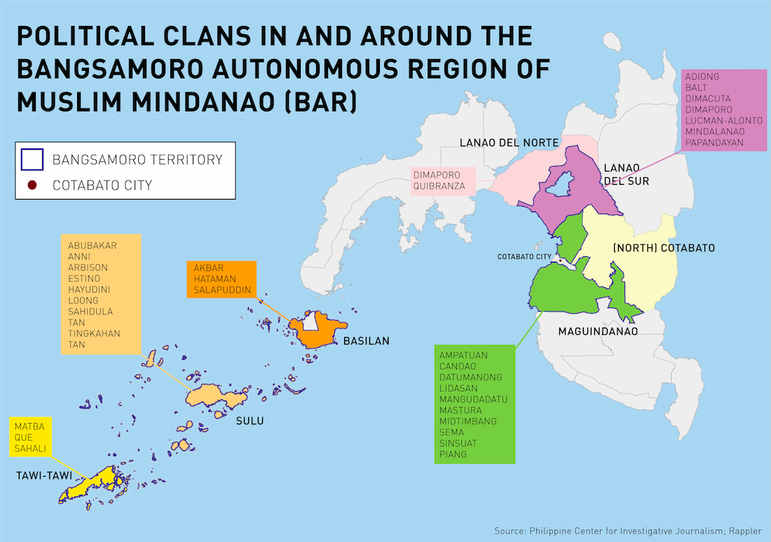 Bangsamoro: Power Politics and Governance in Southern